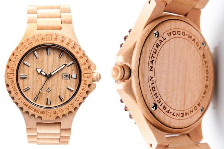 orologi legno laimer