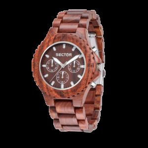 orologi legno sector no limits