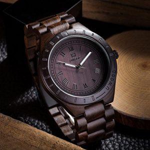 orologi legno uwood